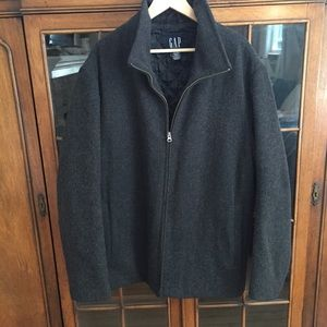 Gap men's wool coat